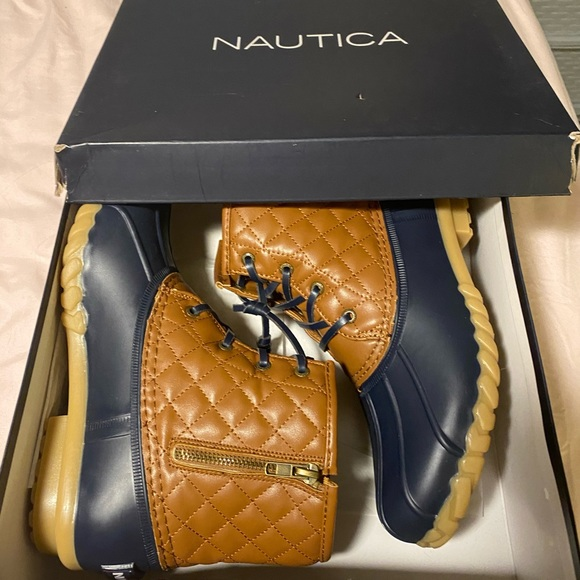 Nautica Shoes   Duck Boots From Shoe